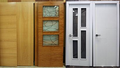 puertas carpintería